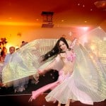 Carrara belly dancing with Isis wings in St. Cloud