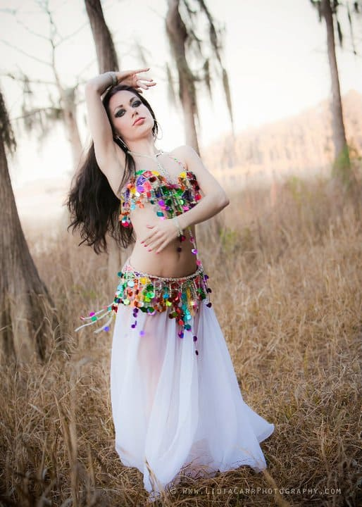 Carrara Nour - Belly Dancer in Orlando and Melbourne, FL