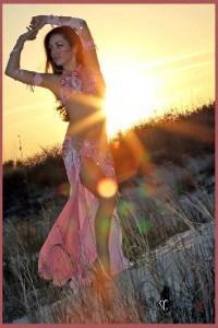 Melbourne FL Belly Dancer Carrara Nour