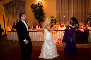 Belly Dancer for Orlando Weddings