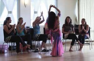 Carrara Nour, Belly Dancer for Weddings in Orlando