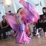 Carrara Nour, Orlando Wedding Belly Dancer