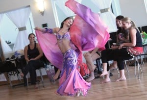 Carrara Nour, Orlando Wedding Belly Dancer