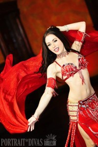 Orlando Belly Dancer Carrara Nour