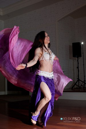 Wedding Belly Dancer in Orlando