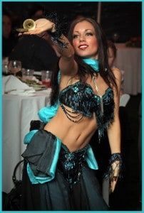 Belly Dancer for Parties in Orlando